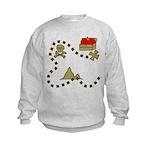 Treasured Heart Kids Sweatshirt