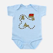 Treasured Heart Infant Bodysuit