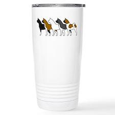 Group O' Akitas Travel Mug