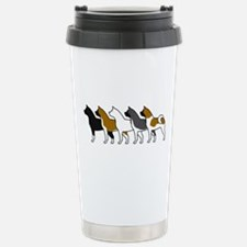 Group O' Akitas Travel Mug
