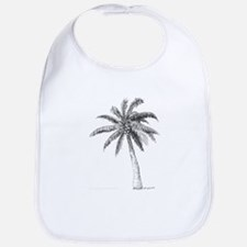 'Lone Palm' Bib