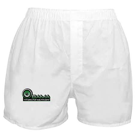 Barack Obama Boxer Shorts