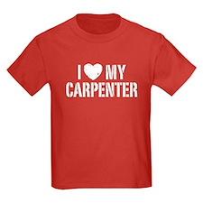 I Love My Carpenter T
