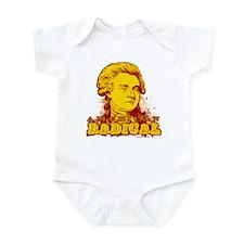 Jefferson Radical Infant Bodysuit