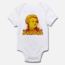 Jefferson Radical Infant Bodysuit