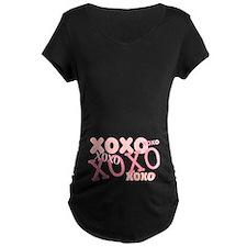 Pink XOXO Love T-Shirt