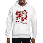 Chevalier Family Crest Hooded Sweatshirt