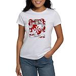 Chevalier Family Crest Women's T-Shirt