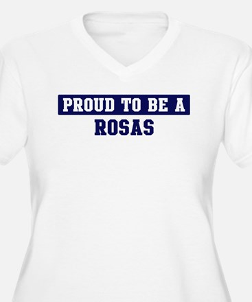 Proud to be Rosas T-Shirt