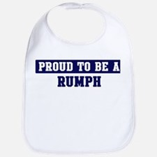 Proud to be Rumph Bib