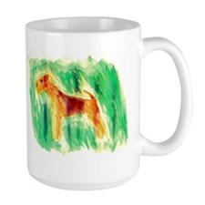 Watercolor Lakeland Mug
