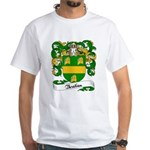 Chretien Family Crest White T-Shirt