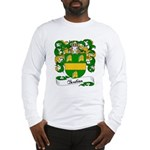 Chretien Family Crest Long Sleeve T-Shirt