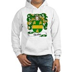 Chretien Family Crest Hooded Sweatshirt