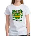 Chretien Family Crest Women's T-Shirt