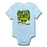 Chretien Family Crest Infant Creeper