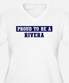 Proud to be Rivera T-Shirt