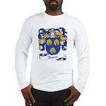 Clement Family Crest Long Sleeve T-Shirt