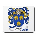 Clement Family Crest Mousepad