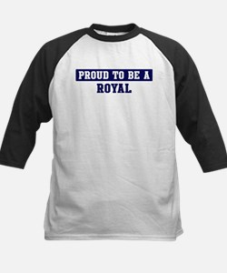 Proud to be Royal Tee