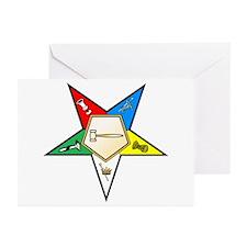 Worthy Matron Greeting Cards (Pk of 10)
