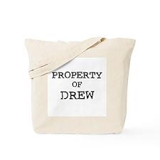 Property of Drew Tote Bag