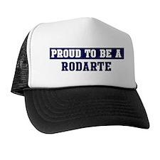 Proud to be Rodarte Trucker Hat