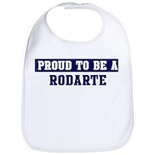 Proud to be Rodarte Bib