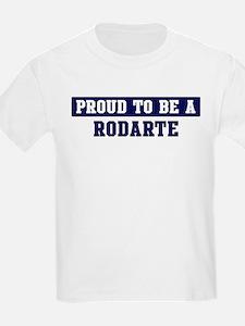 Proud to be Rodarte T-Shirt