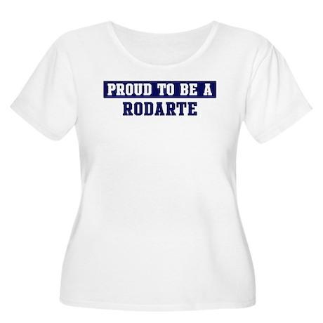 Proud to be Rodarte Women's Plus Size Scoop Neck T