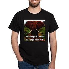 Adopt An Elephant T-Shirt