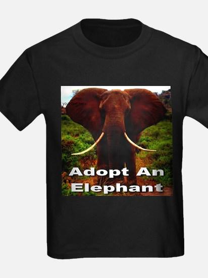 Adopt An Elephant T