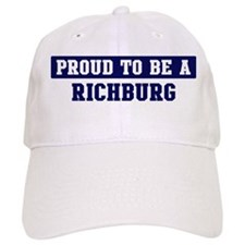 Proud to be Richburg Baseball Cap