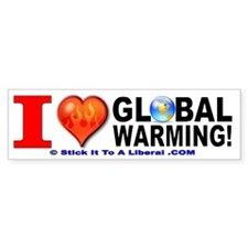 I Love Global Warming!