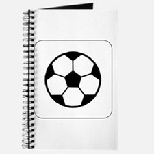 Soccer Ball Icon Journal