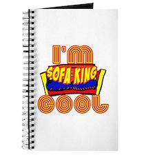 Sofa King Cool Journal