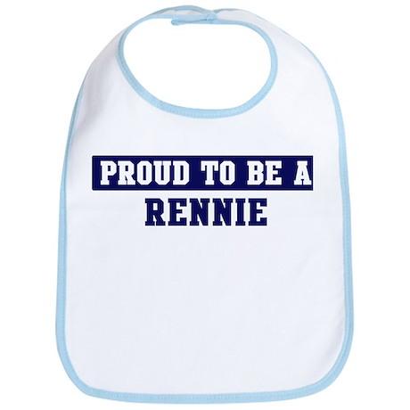 Proud to be Rennie Bib