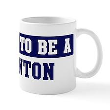 Proud to be Quinton Mug