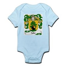 Colas Family Crest Infant Creeper