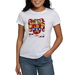 Collet Family Crest Women's T-Shirt