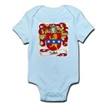 Collet Family Crest Infant Creeper