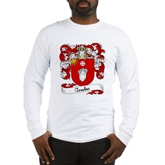 Combes Family Crest Long Sleeve T-Shirt