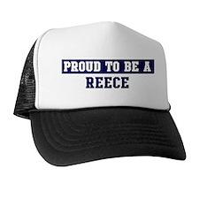 Proud to be Reece Trucker Hat