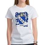 Comte Family Crest Women's T-Shirt