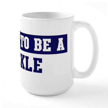 Proud to be Pickle Large Mug