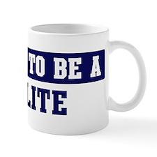Proud to be Polite Mug