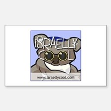 Rectangle Sticker 10 pk)