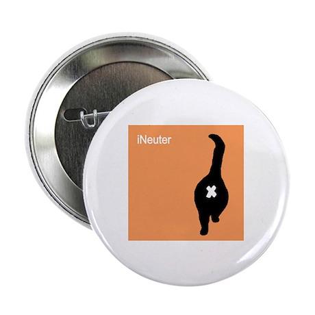"""iNeuter 2.25"""" Button (100 pack)"""
