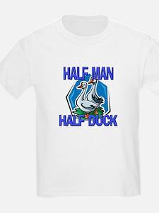 Half Man Half Duck T-Shirt