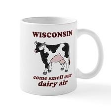 Wisconsin Smell Dairy Air Mug